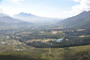 Der Wein-Shop Cranefields präsentiert das Weinanbaugebiet Overberg in Südafrika