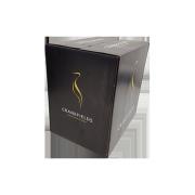 kräftiger Rotwein-Cuvée aus Südafrika im 12er Paket
